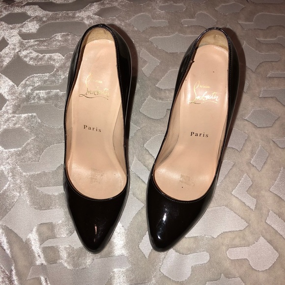 finest selection 8b16e a27be Christian Louboutin Fifille Pump